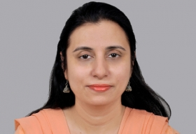 Farhana Haque, Vice President & Business Head- IoT, Vodafone India